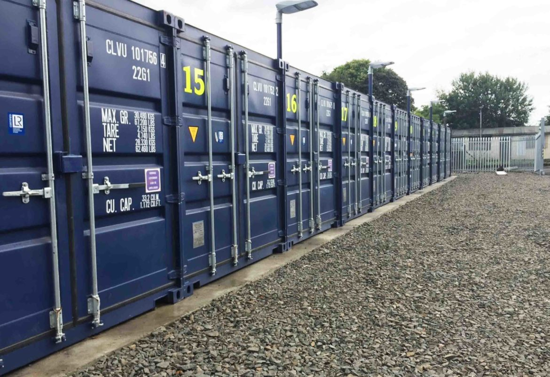 S1 Storage Renton Site Lower Level